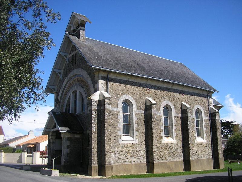La Chapelle de Gourmalon, à Pornic