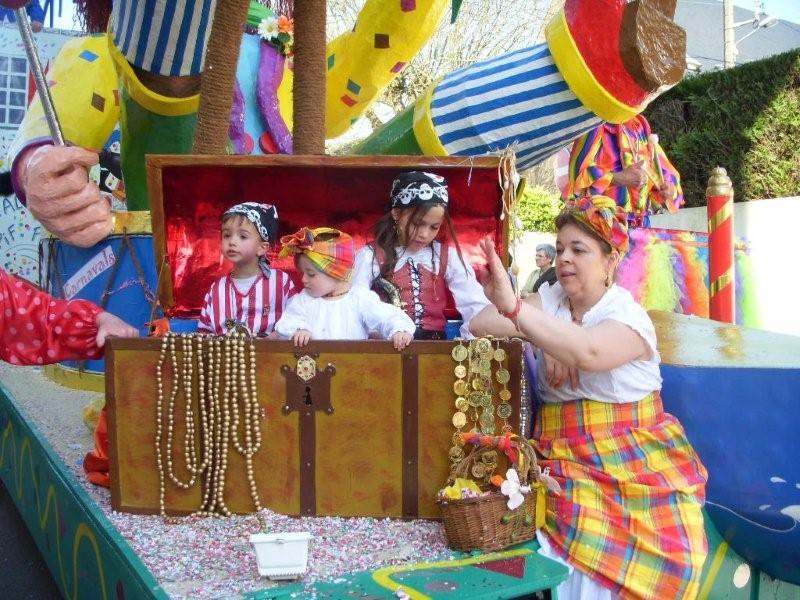 Le Carnaval de Printemps 2010 à Pornic
