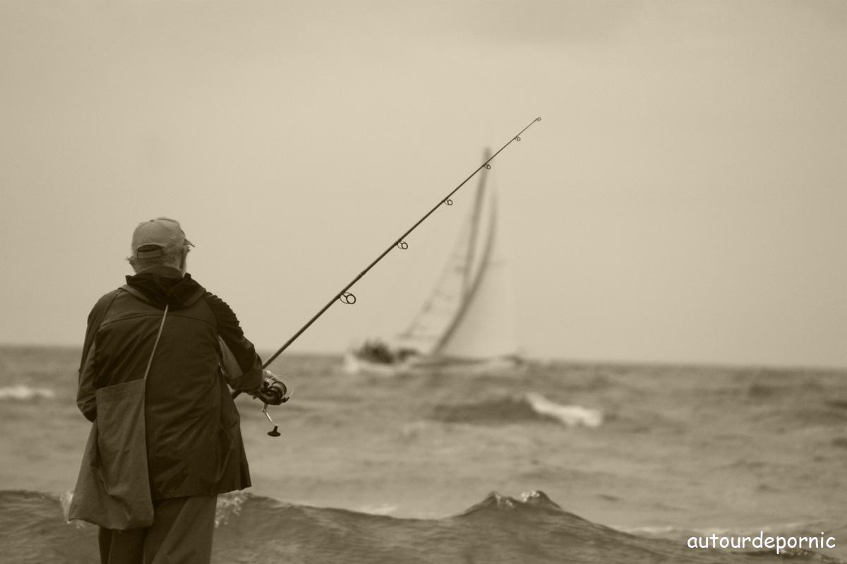 La pointe st Gildas paradis des pêcheurs