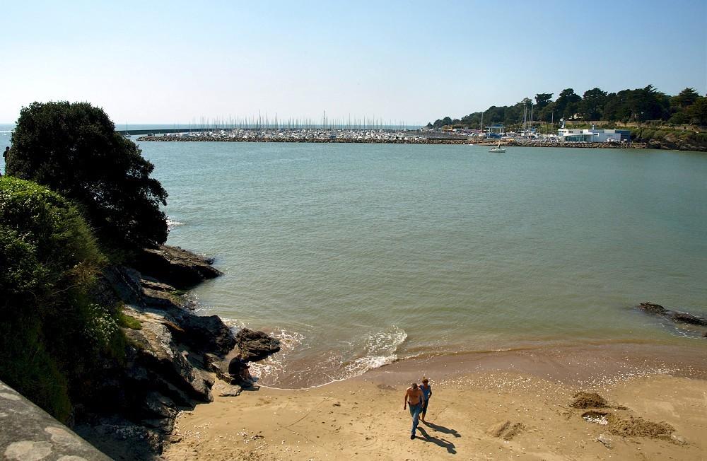 Pornic, du Vieux Port à la Fontaine aux Bretons