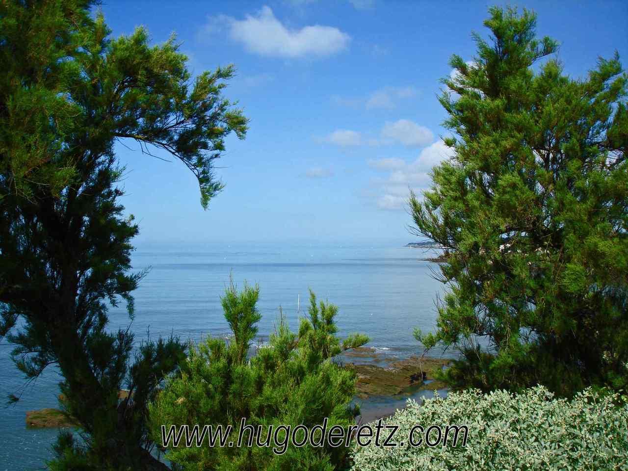 Ce très beau littoral qui ravit de vivre ici !