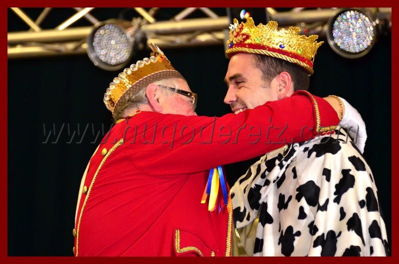 Election de Miss Pornic 2014 : le couronnement du roi