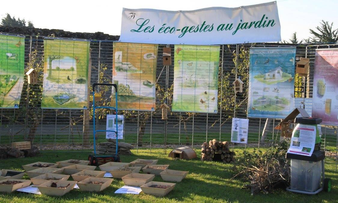 Fête des Jardins Naturels à la Fontaine aux Bretons