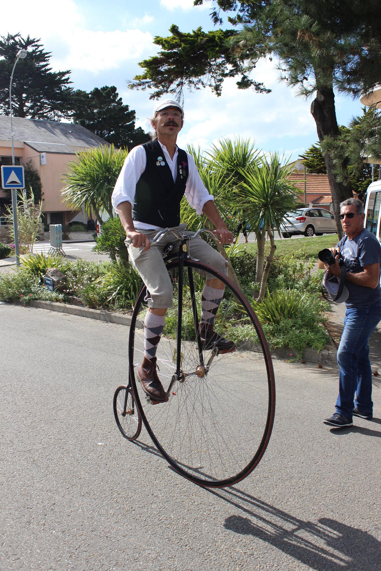 Fete du vélo 2015 à Saint-Brevin-les-Pins