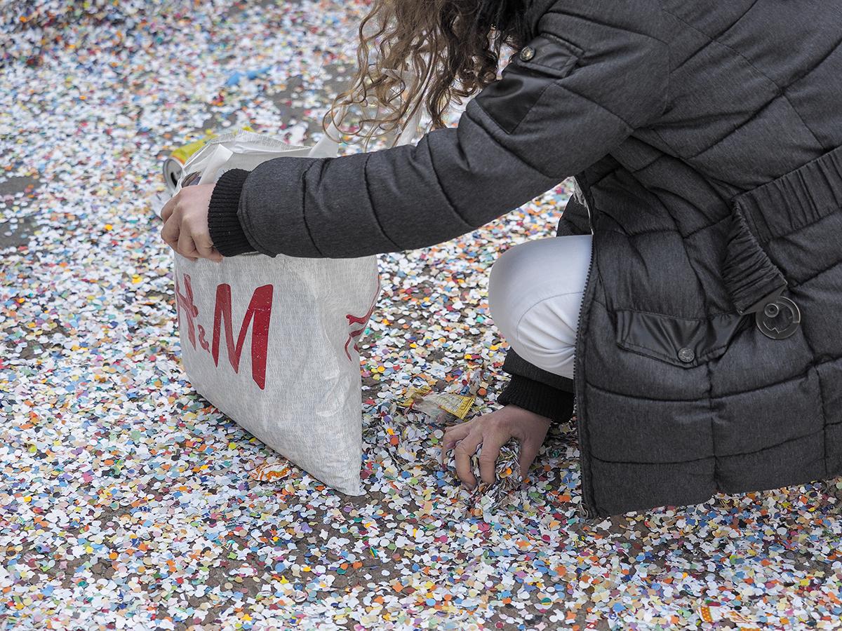 Manèges et confettis à Pornic