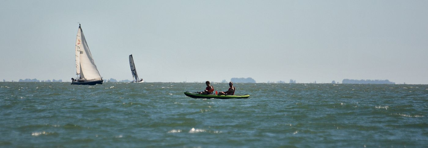 Plaisirs nautiques : vive les vacances !
