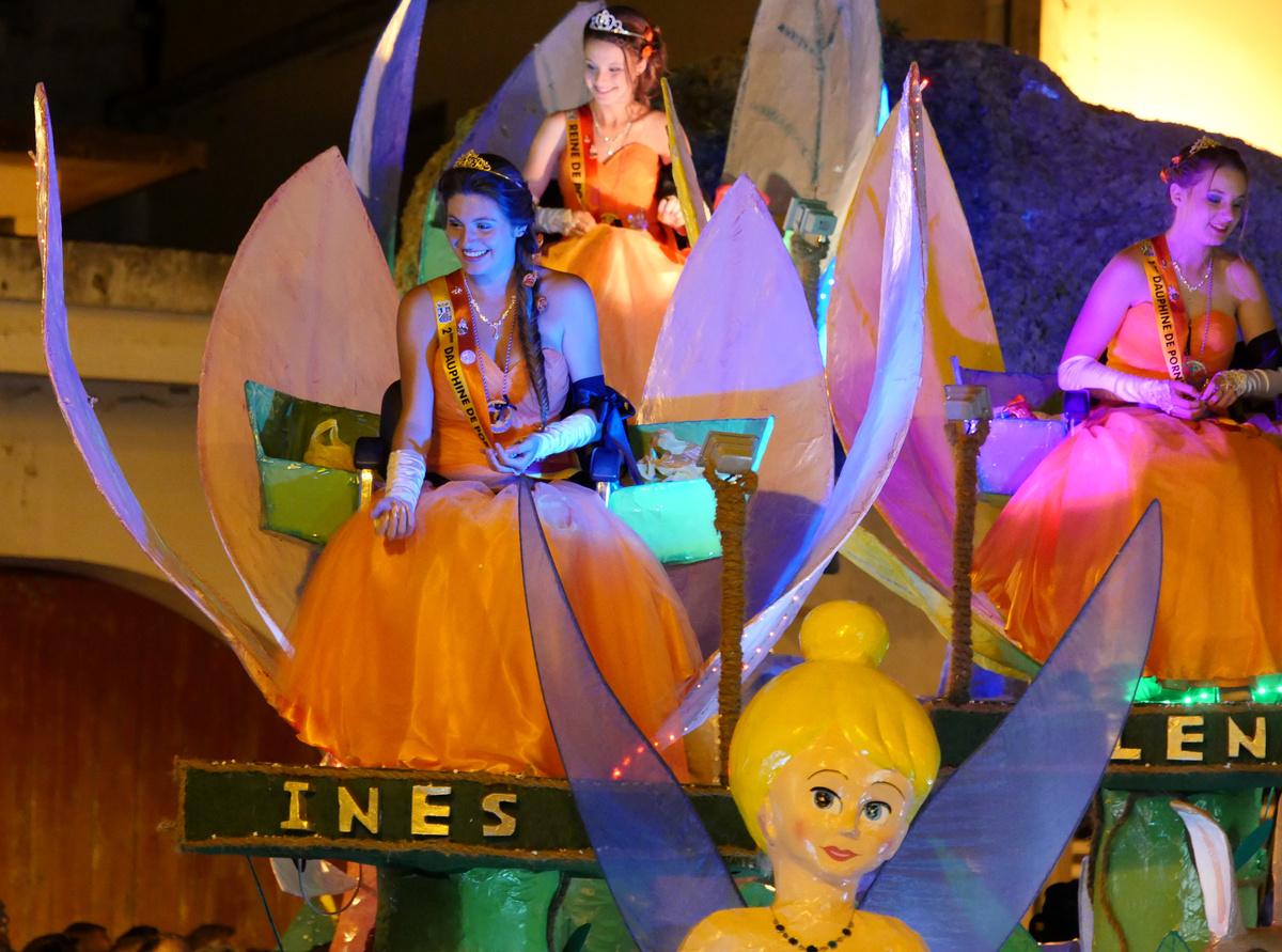 Carnaval d'été à Pornic