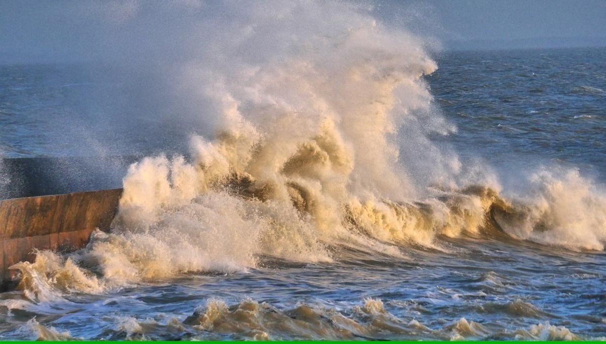 Les plus belles vagues de tempête