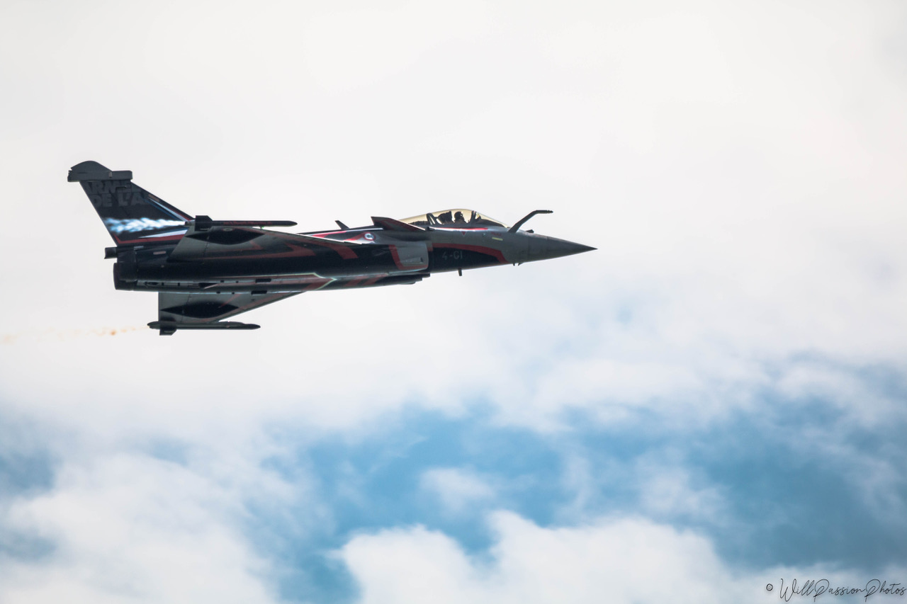 Le meeting aérien à Pornic avec la Patrouille de France