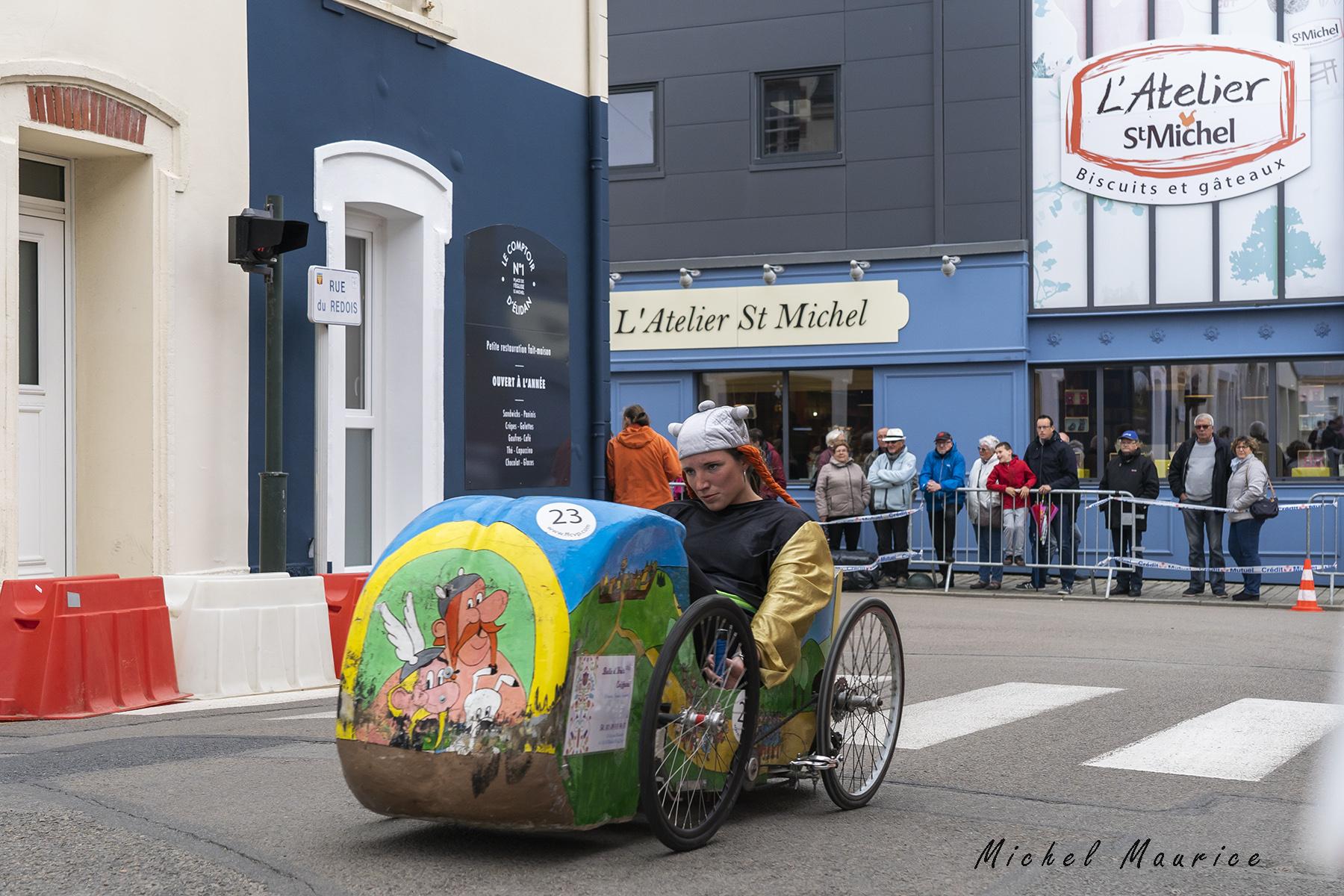 Voitures à Pédales à Saint Michel Chef Chef