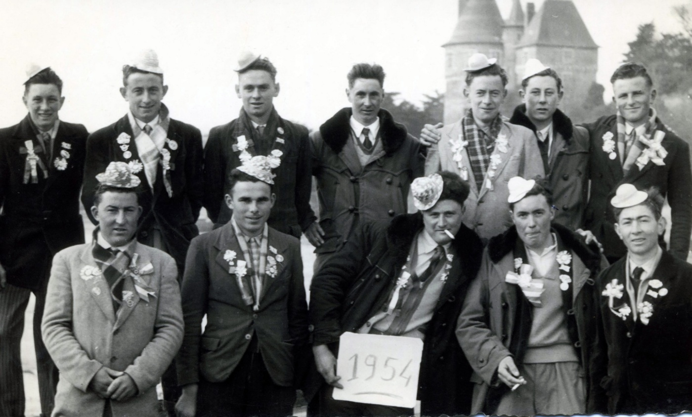 Photos de Pornic dans les années 1950