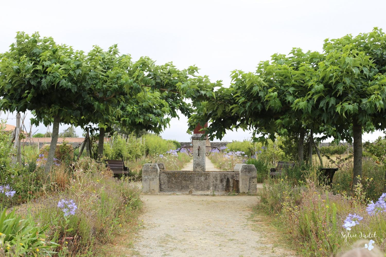Du côté de La fontaine aux Bretons
